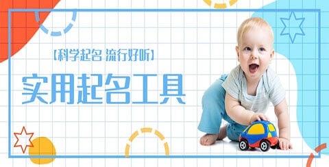 免费的宝宝取名工具